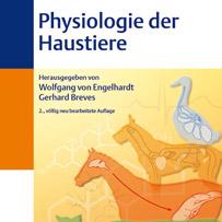 """Dr. Tobias arbeitet mit am Lehrbuch """"Physiologie der Haustiere"""""""